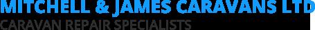 Mitchell & James Caravans Ltd logo